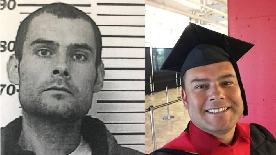 De mendigo, exconvicto y drogadicto a profesor en una de las universidades más grandes de Canadá