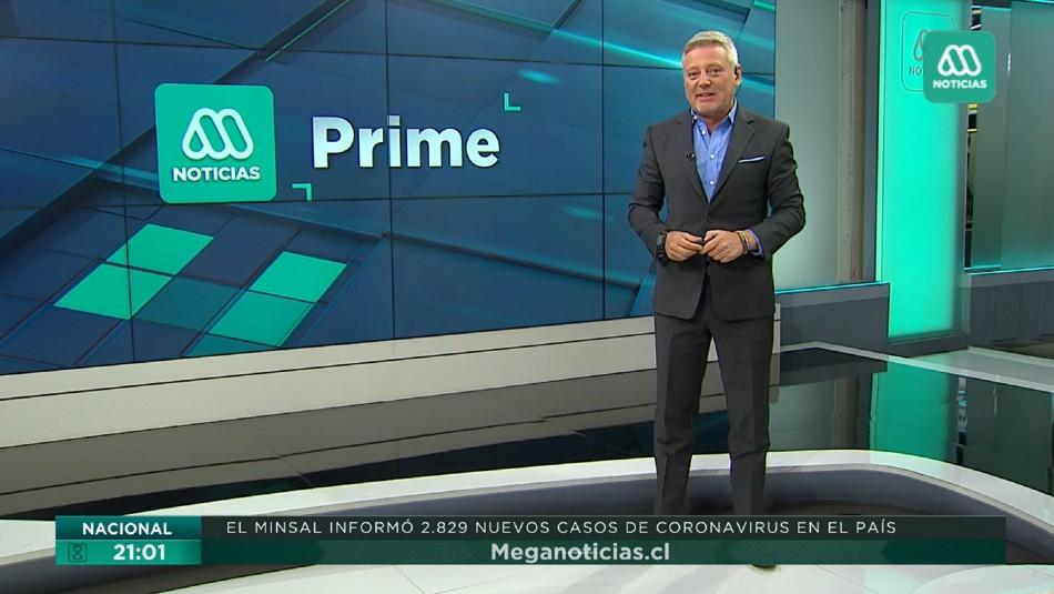 Meganoticias Prime - Martes 09 de febrero 2021