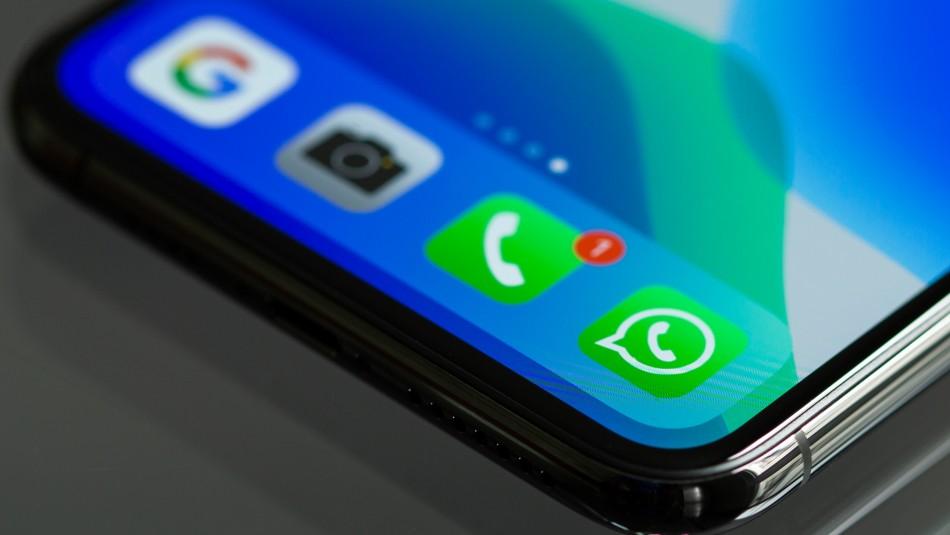 Íconos de aplicaciones de celular