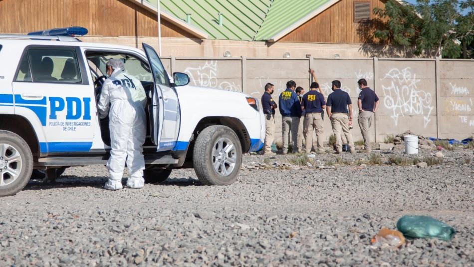 SML de Antofagasta no ha descartado intervención de terceros en muerte de boliviano en Calama