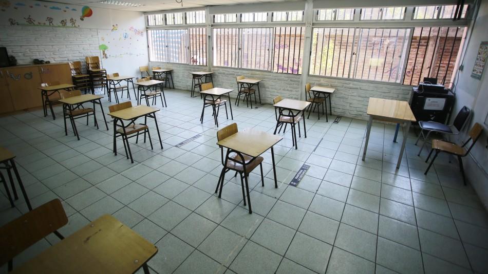Colegio de Profesores y retorno a clases presenciales:
