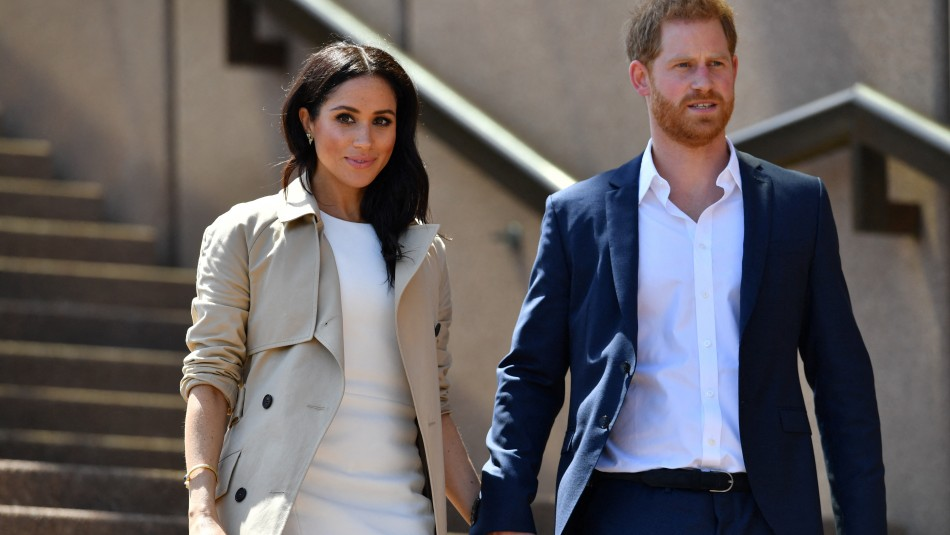 Meghan Markle y el príncipe Harry son felices al anunciar la llegada de su segundo hijo