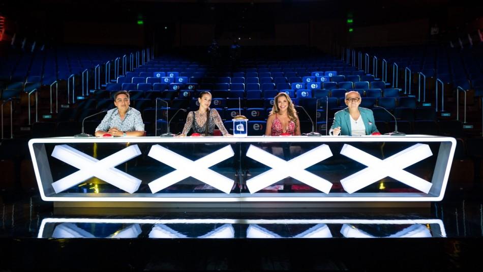 Got Talent Chile: Revisa las primeras imágenes del nuevo estelar de talentos de Mega