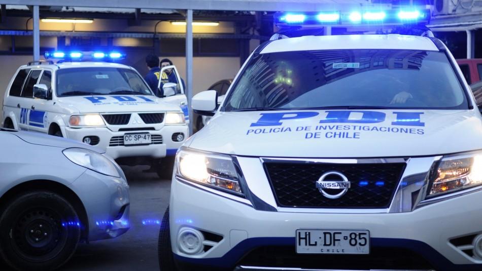 Sujeto será formalizado por femicidio en Puente Alto.