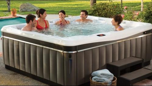 Relájate en casa: Conoce los beneficios del spa de hidromasaje
