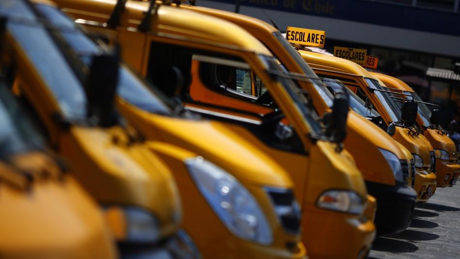 Protocolo a Transporte Escolar para regreso a clases: Lista de pasajeros y desinfección de autos