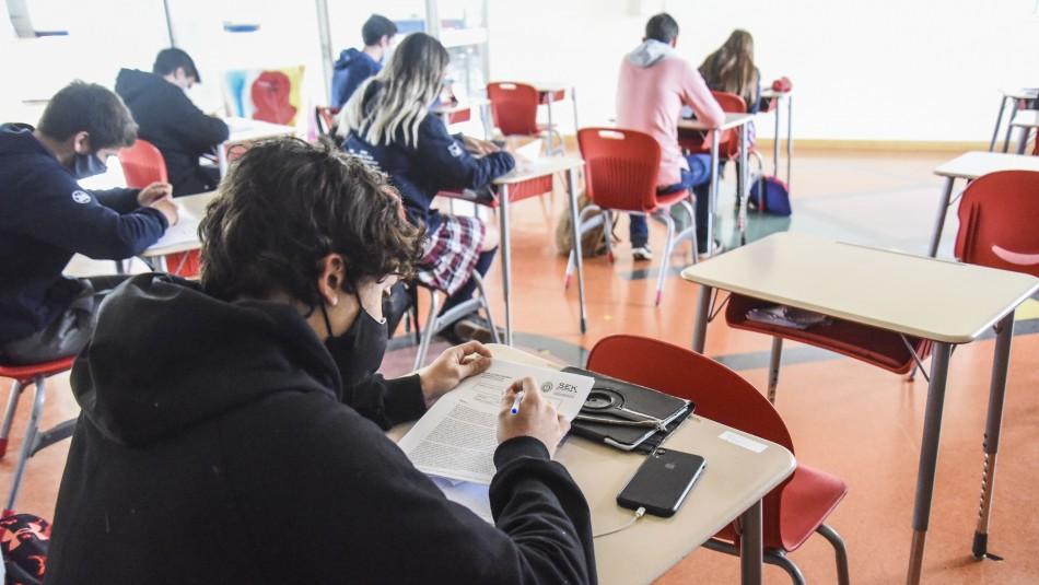Colegios Particulares por vuelta a clases: