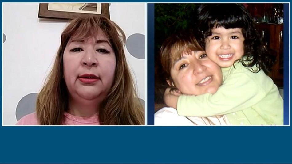 Caso Sofía Herrera: madre confía en que pueda estar con vida