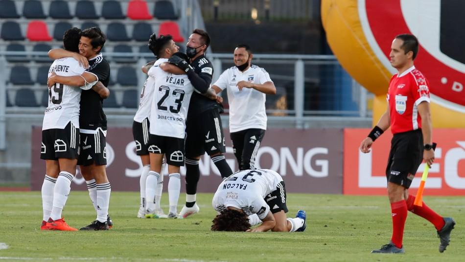 Colo Colo se queda en Primera: Con gol del argentino Solari derrota a la U de Conce