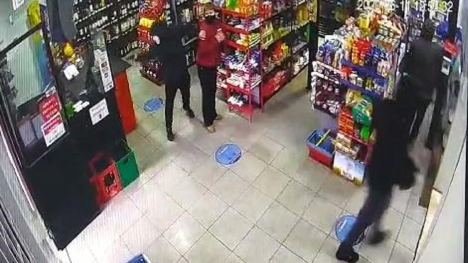 Violentos y armados: Prisión preventiva para autores de seguidilla de asaltos a supermercados