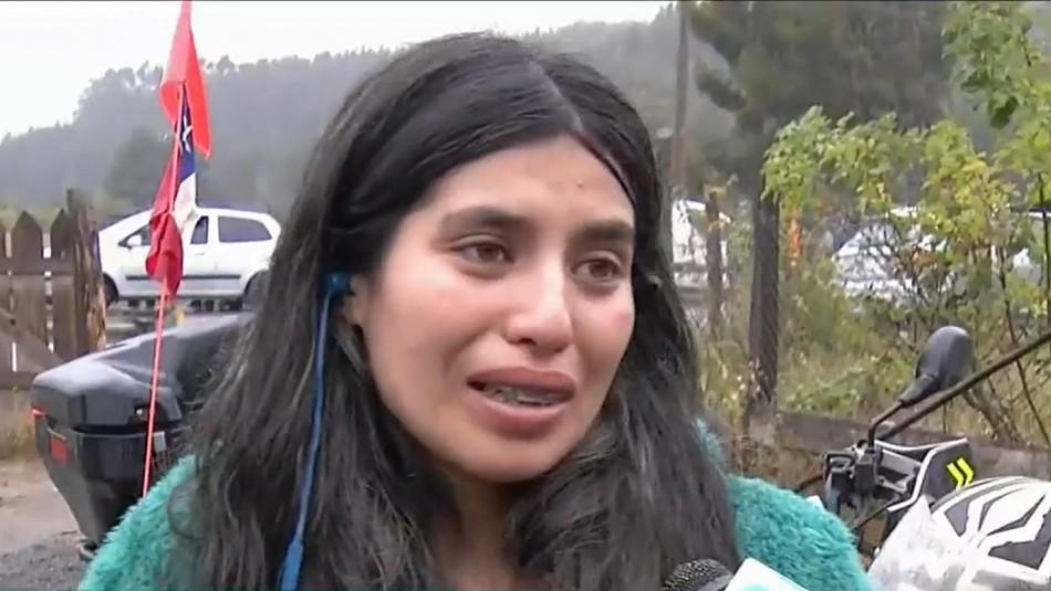 Madre de Tomás Bravo asegura que menor fue secuestrado: