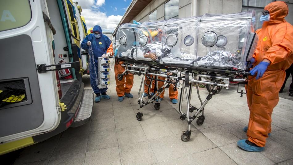 Balance coronavirus: Minsal reporta más de 3.800 contagios y 139 fallecidos