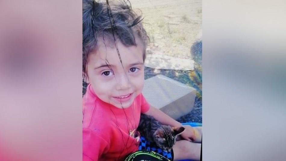 Desaparición de Tomás: PDI investiga presunta desgracia de menor de 3 años