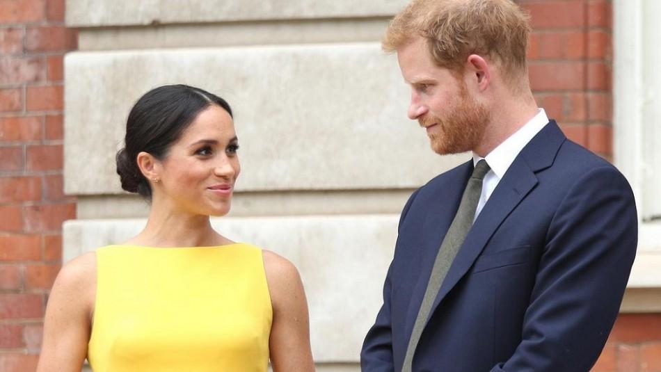 Meghan Markle y Harry dejan definitivamente sus títulos reales: Reina Isabel II lo confirmó