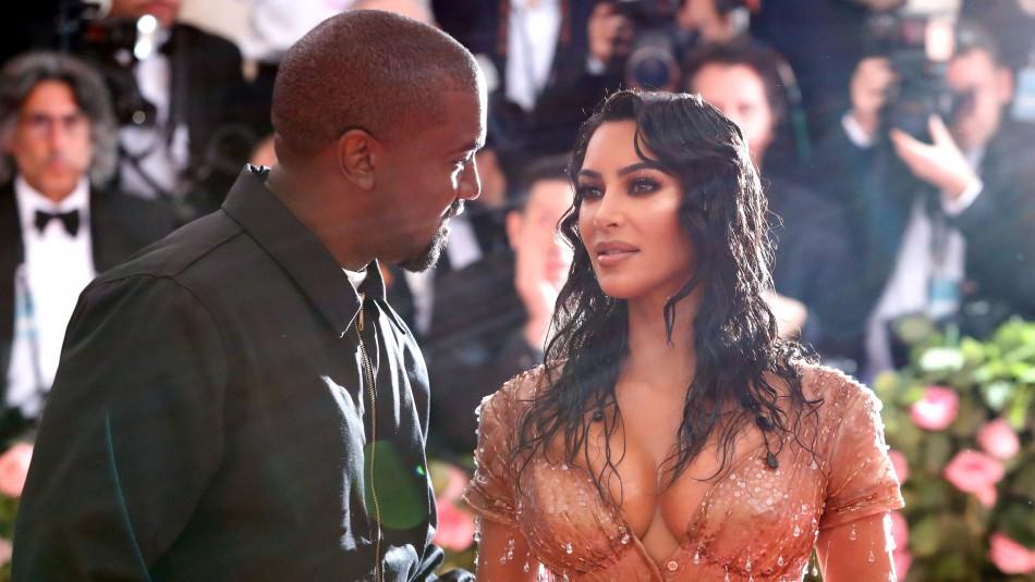 Kim Kardashian solicita el divorcio a Kanye West: