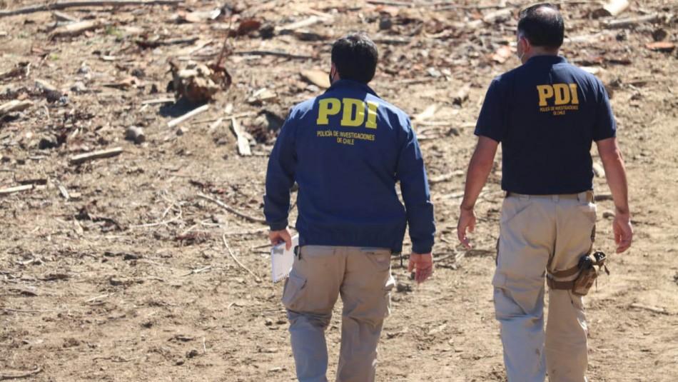 Caso Tomás Bravo: PDI no descarta intervención de terceros y amplía el área de búsqueda