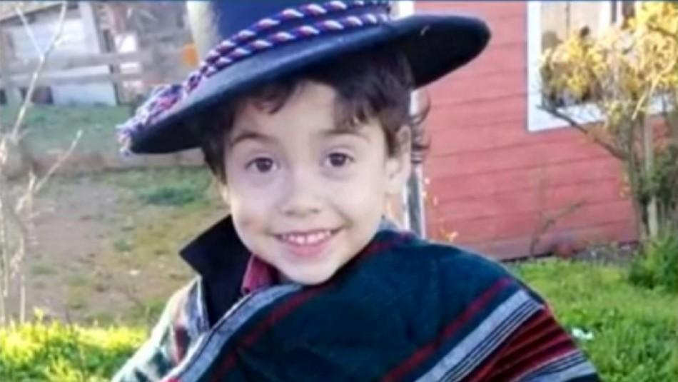 Familia de Tomás ingresó denuncia a Carabineros a la hora y media después de su desaparición