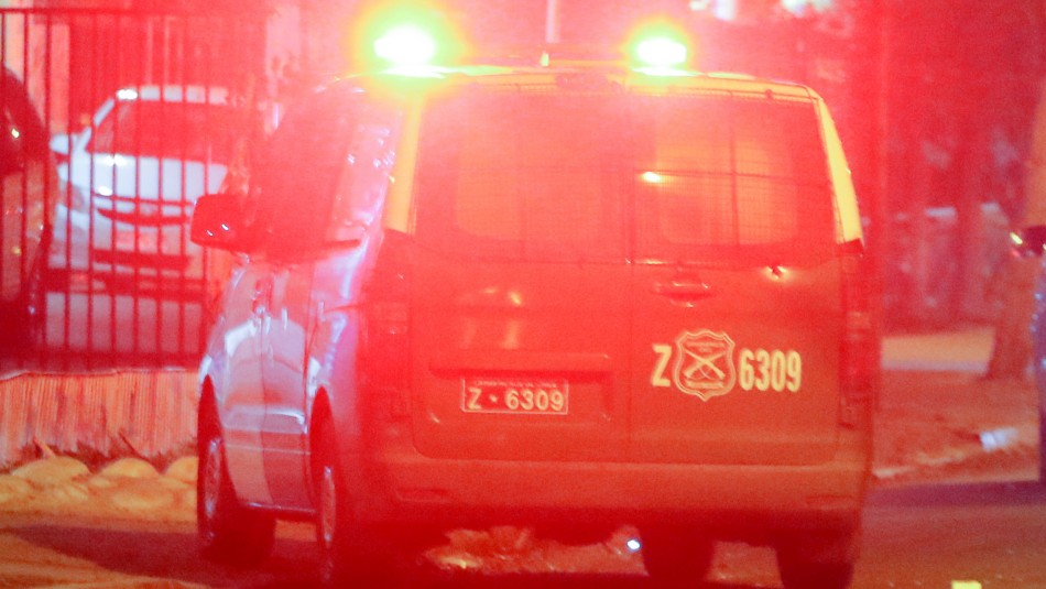 Otra fiesta clandestina: 26 personas fueron detenidas en la comuna de Santiago