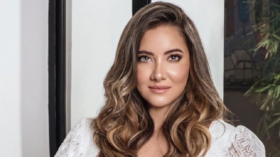 Daniella Álvarez trota con su prótesis: