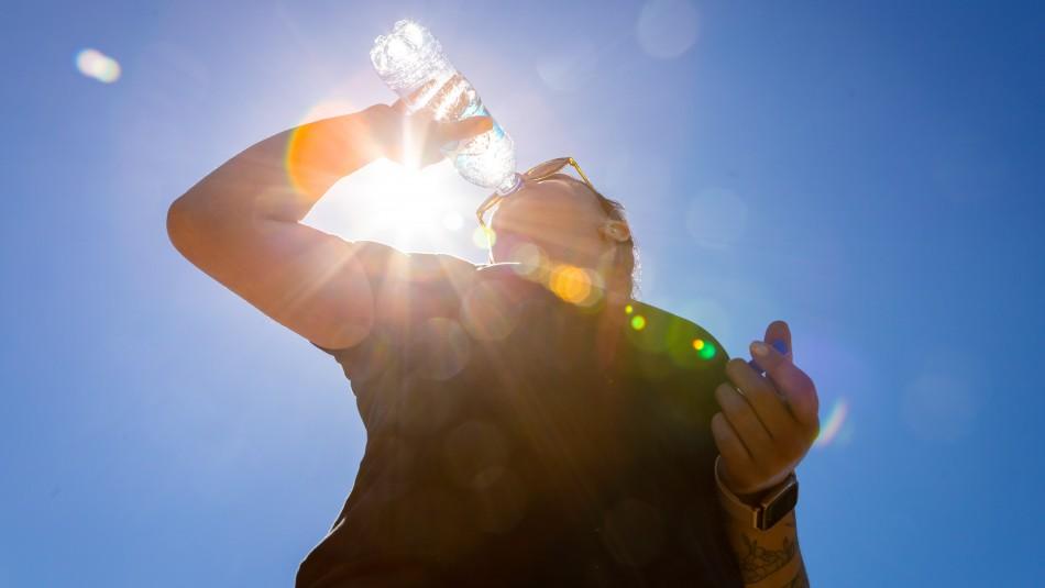 Meteorología emite aviso de altas temperaturas para 7 regiones de la zona centro-sur del país