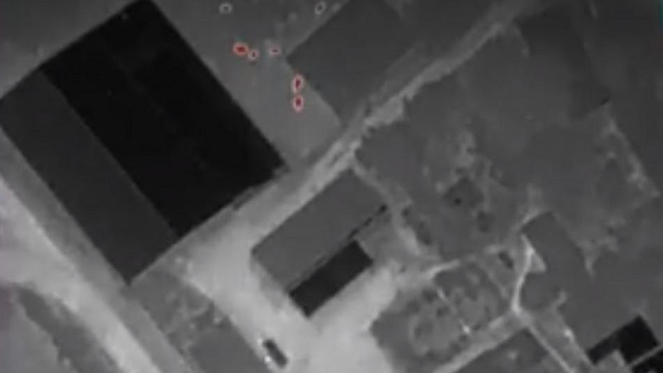 Caso Tomás Bravo: FACh envía las primeras fotografías tomadas en la zona de búsqueda