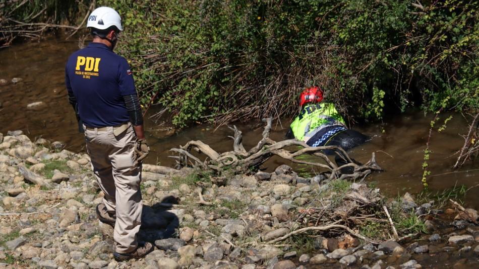 Caso Tomás Bravo: Personal especializado llega a Arauco para reforzar búsqueda en canal