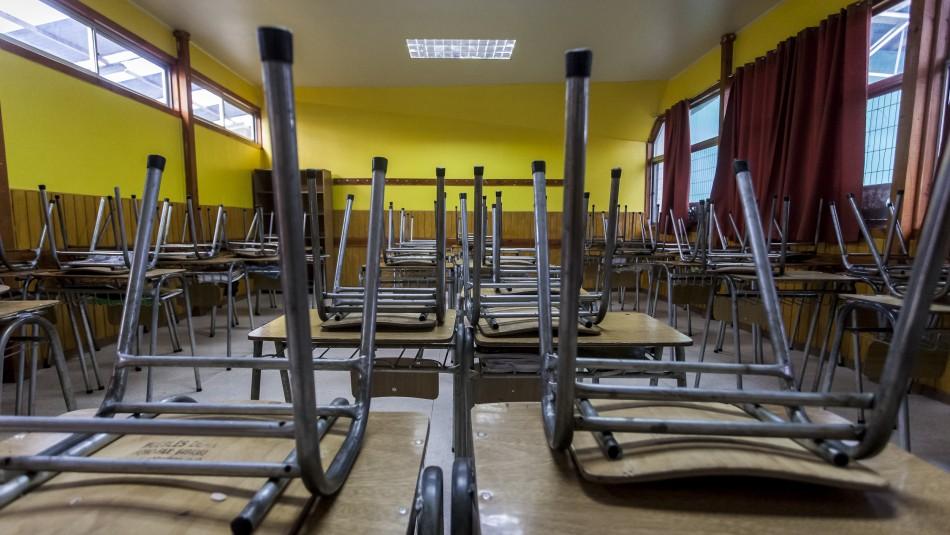 Se suma San Miguel: Todas las comunas que no regresarán a clases presenciales en marzo