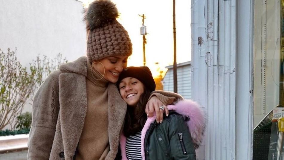 Hija de JLo recibe clases de guitarra en su cumpleaños: Su profesor es Lenny Kravitz