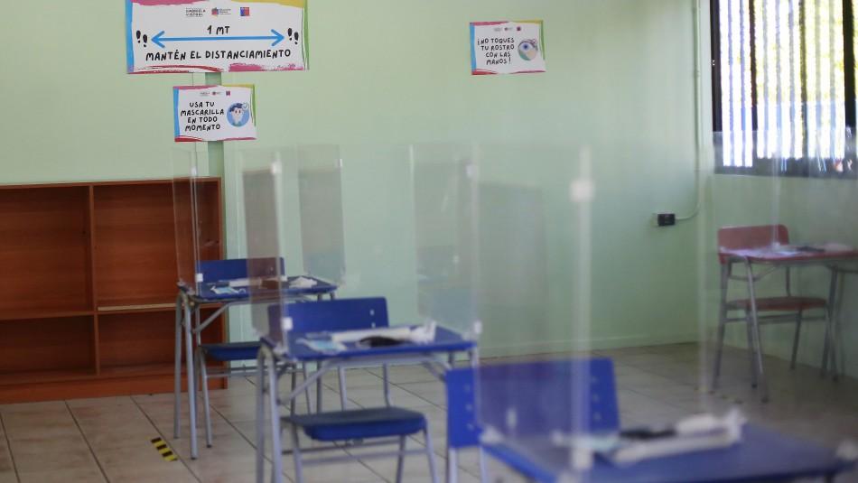 Ahora se suma Santiago: Todas las comunas que no regresarán a clases presenciales en marzo