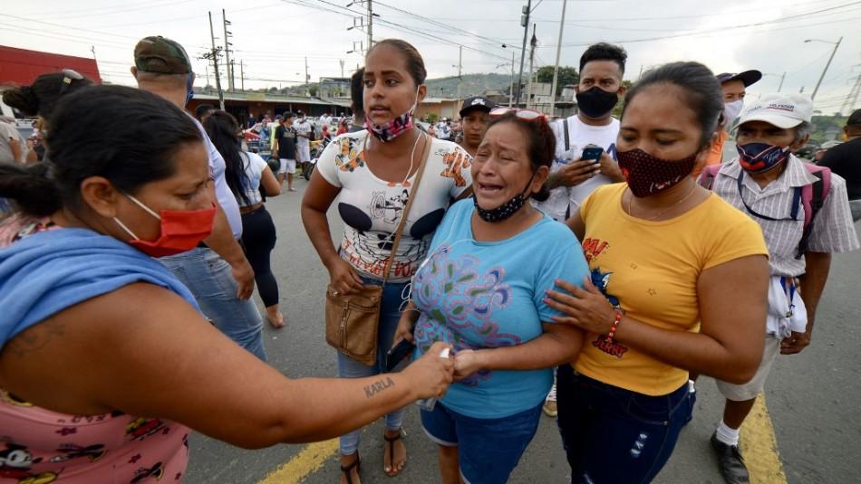 Al menos 68 muertos dejan amotinamientos en tres cárceles de Ecuador