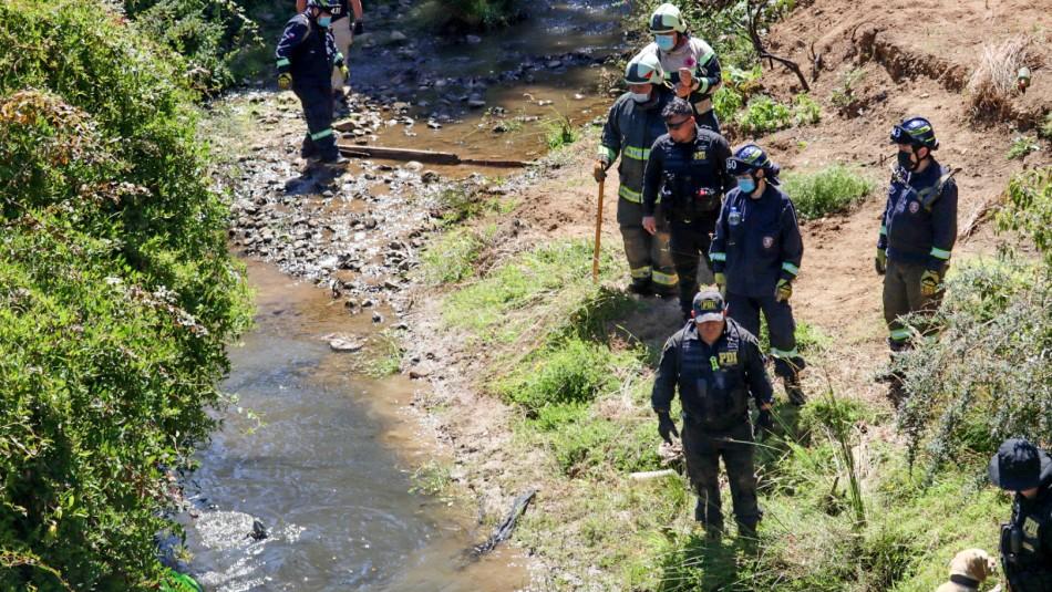 Caso Tomás Bravo: Intendente aclara que radio de búsqueda no ha sido ampliado
