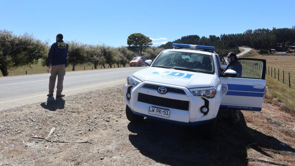 Caso Tomás Bravo: Cuarta línea investigativa se relacionaría con un accidente de tránsito