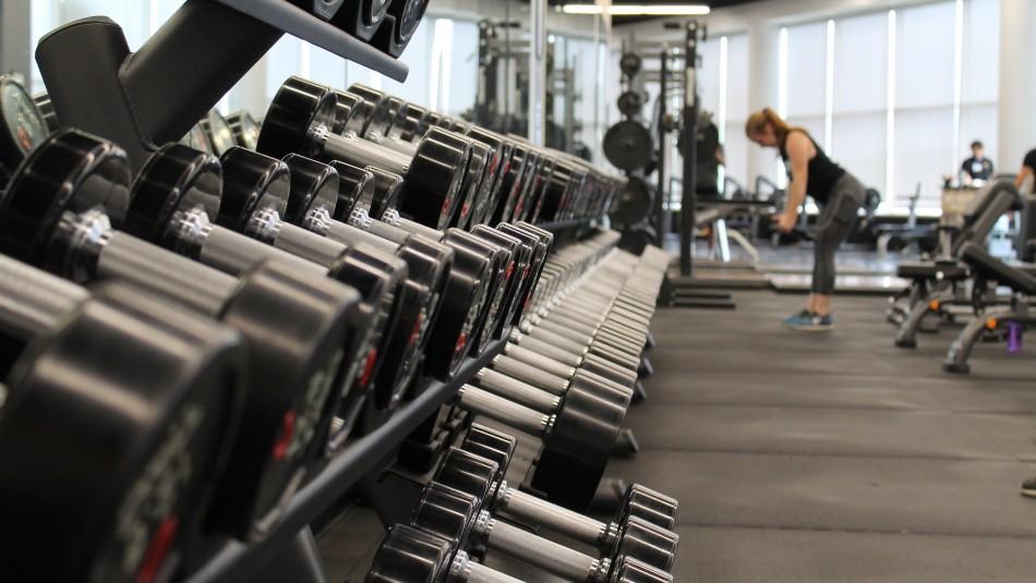 Anuncian funcionamiento de gimnasios en comunas que se encuentren en Fase 2