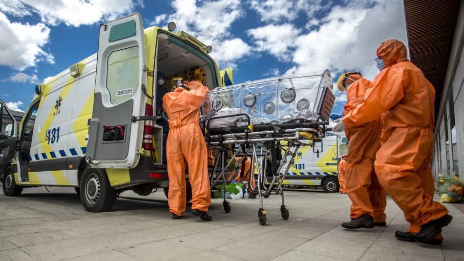 Balance coronavirus: Chile vuelve a registrar sobre 4 mil contagiados diarios