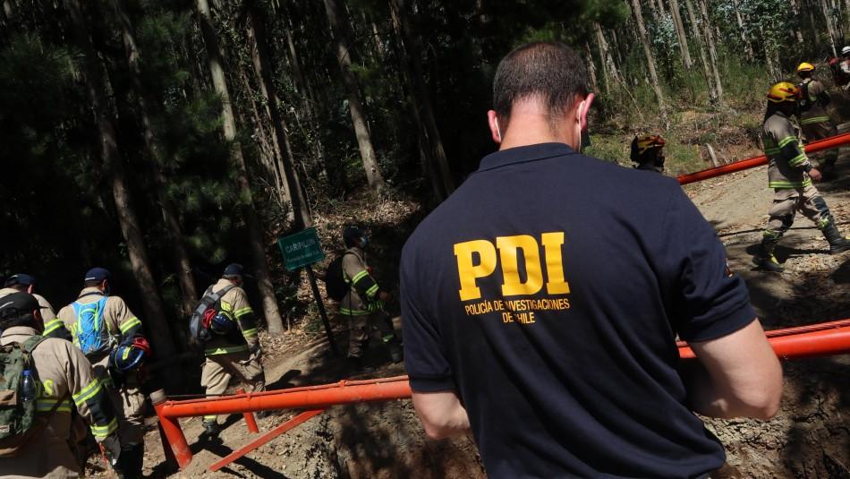 Caso Tomás Bravo: PDI realiza nuevos peritajes en el sector del puente El Molino