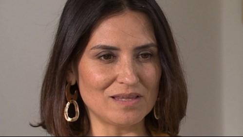 Francisca Gavilán se despide de