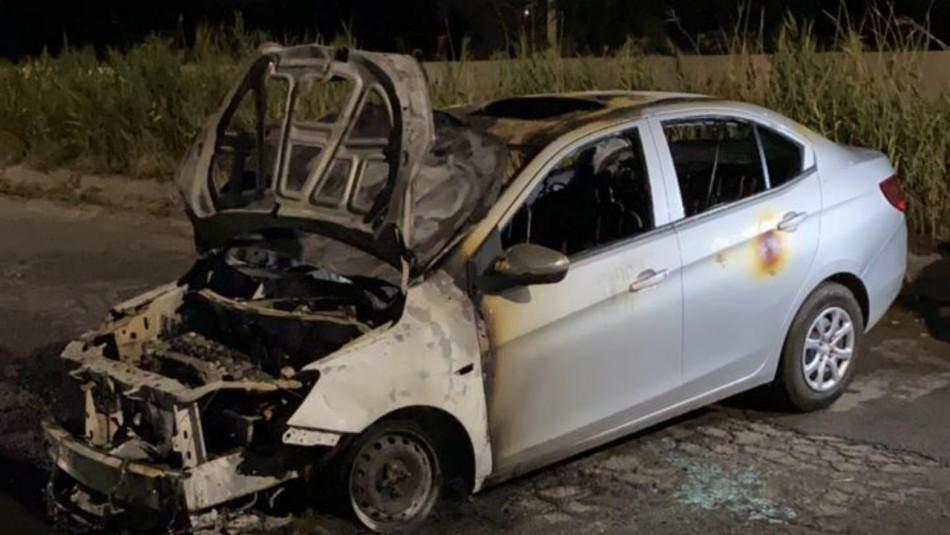 Grupo de más de 40 delincuentes en 15 vehículos protagonizan robo frustrado en Pudahuel