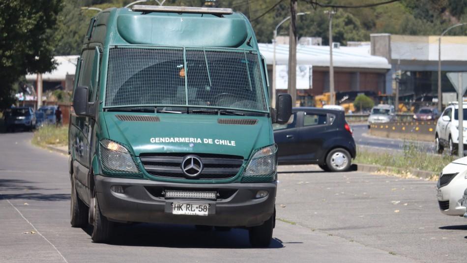 Caso Tomás Bravo: Trasladan a tío abuelo del niño a centro penitenciario en Concepción