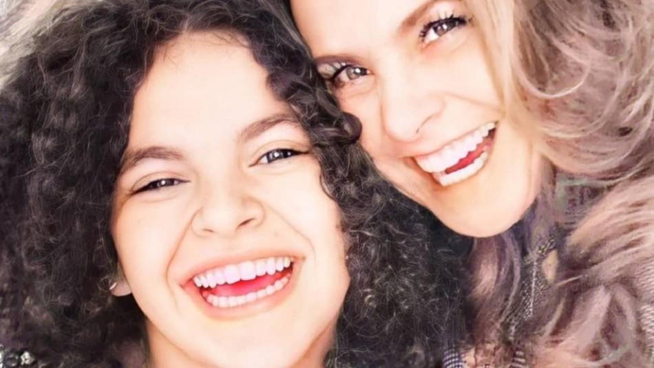 Hija de Lucero gana primer premio como artista y la cantante se llena de orgullo al anunciarlo