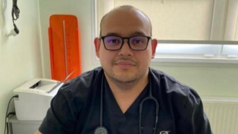 Fallece por coronavirus doctor de Chimbarongo: Había recibido primera dosis de vacuna en enero