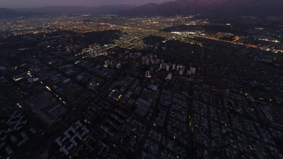 Corte de luz afectó a varias comunas de Santiago: Falla en subestación Cerro Navia