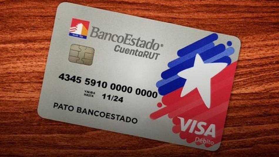 Cuenta RUT: Revisa los cobros asociados a la tarjeta