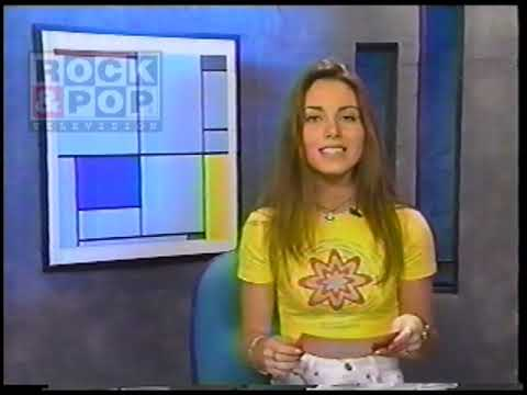 Mónica Godoy en el canal Rock & Pop