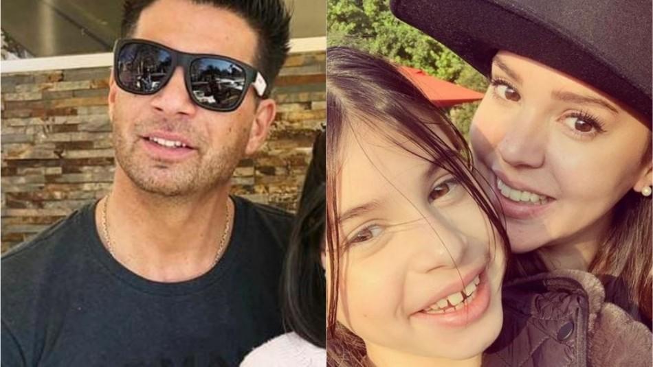Mario Velasco defiende a Caro Mestrovic de críticas por no estar a cargo de su hija