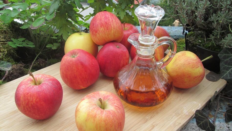 Combate la diabetes y controla el peso: Conoce los beneficios del vinagre de manzana
