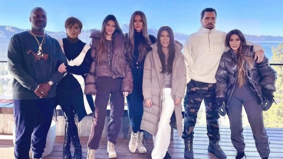 Kim Kardashian y su familia amasan una fortuna de casi US$6 mil millones: Esto posee cada uno