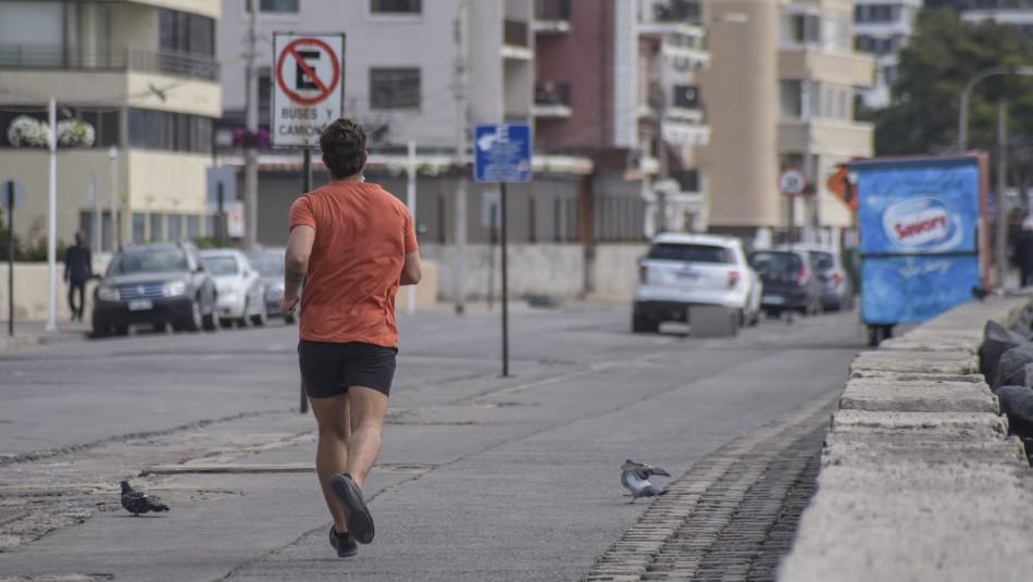 Proponen un nuevo horario durante la tarde para realizar actividad física