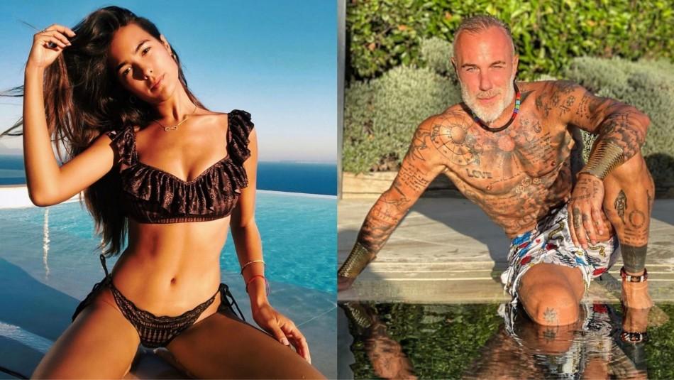 Gianluca Vacchi y Sharon Fonseca abren cuenta de Only Fans: Prometen revelar su intimidad
