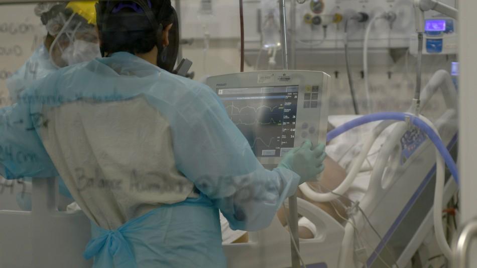 Paciente con coronavirus mata a otro porque le molestaba el ruido del respirador