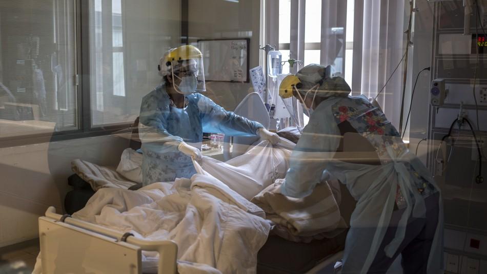 Balance Minsal por coronavirus: Chile registra más de 8 mil nuevos contagios y 105 decesos